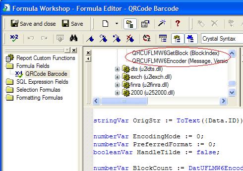 MW6 QRCode Font Manual